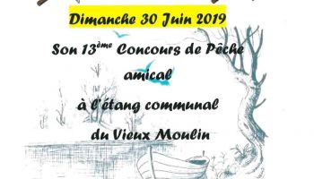 CONCOURS PECHE AMICAL